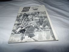 Notts County v Grimsby Town, 1972/73